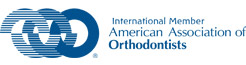 International Member of the American Association of Orthodontists