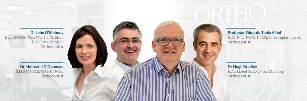 Meet The Team Ortho.ie